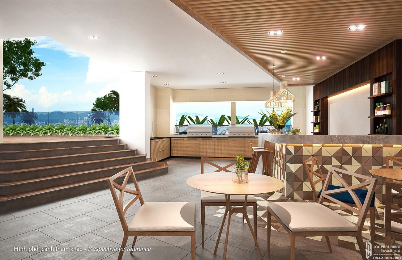 Tiện ích dự án Happy Residence Premier