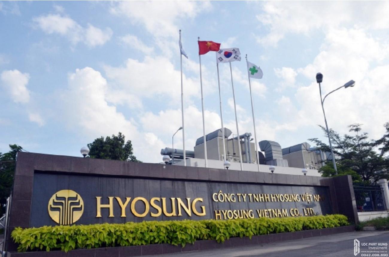 Dự án Khu công nghệ cao Techno Park Việt Nam - Hàn Quốc
