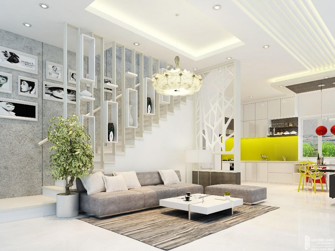 Nội thất dự án nhà phố Mega Ruby Quận 9 chủ đầu tư Khang Điền
