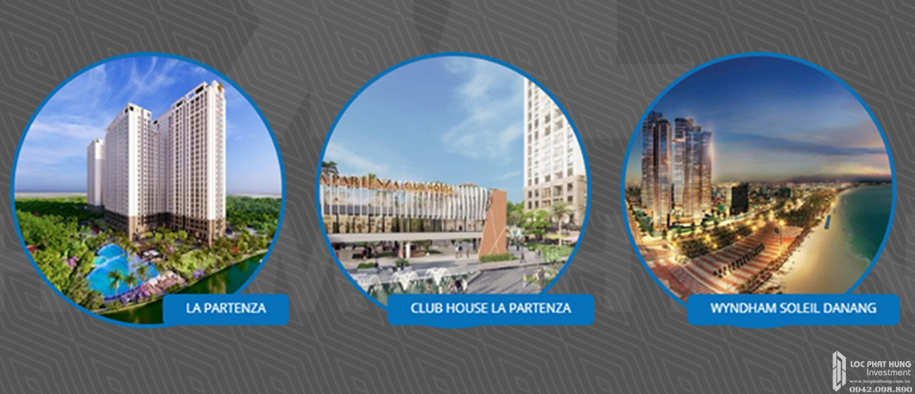 Các dự án nổi bật của chủ đầu tư dự án La Partenza Nhà Bè