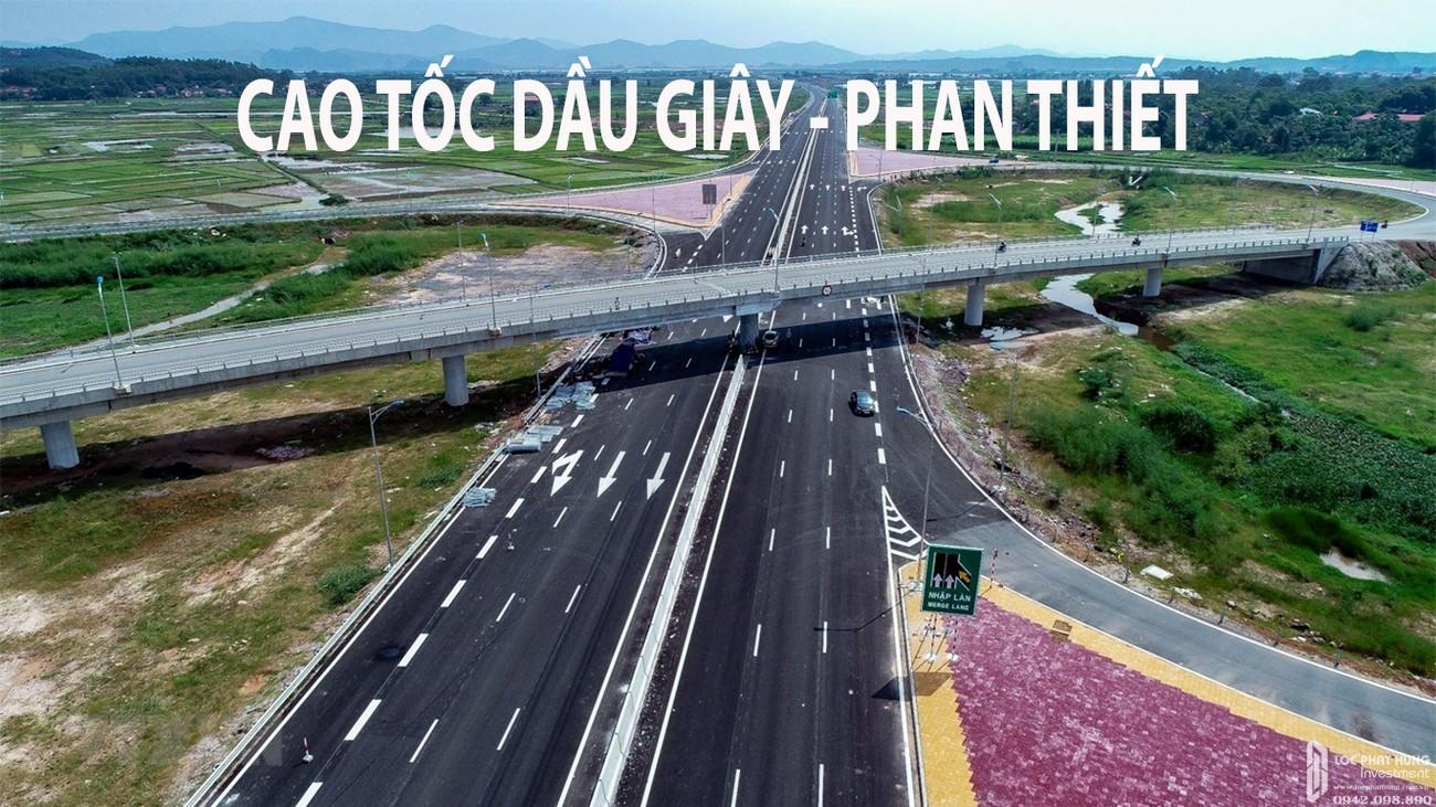 Cao tốc Phan Thiết – Dầu Giây