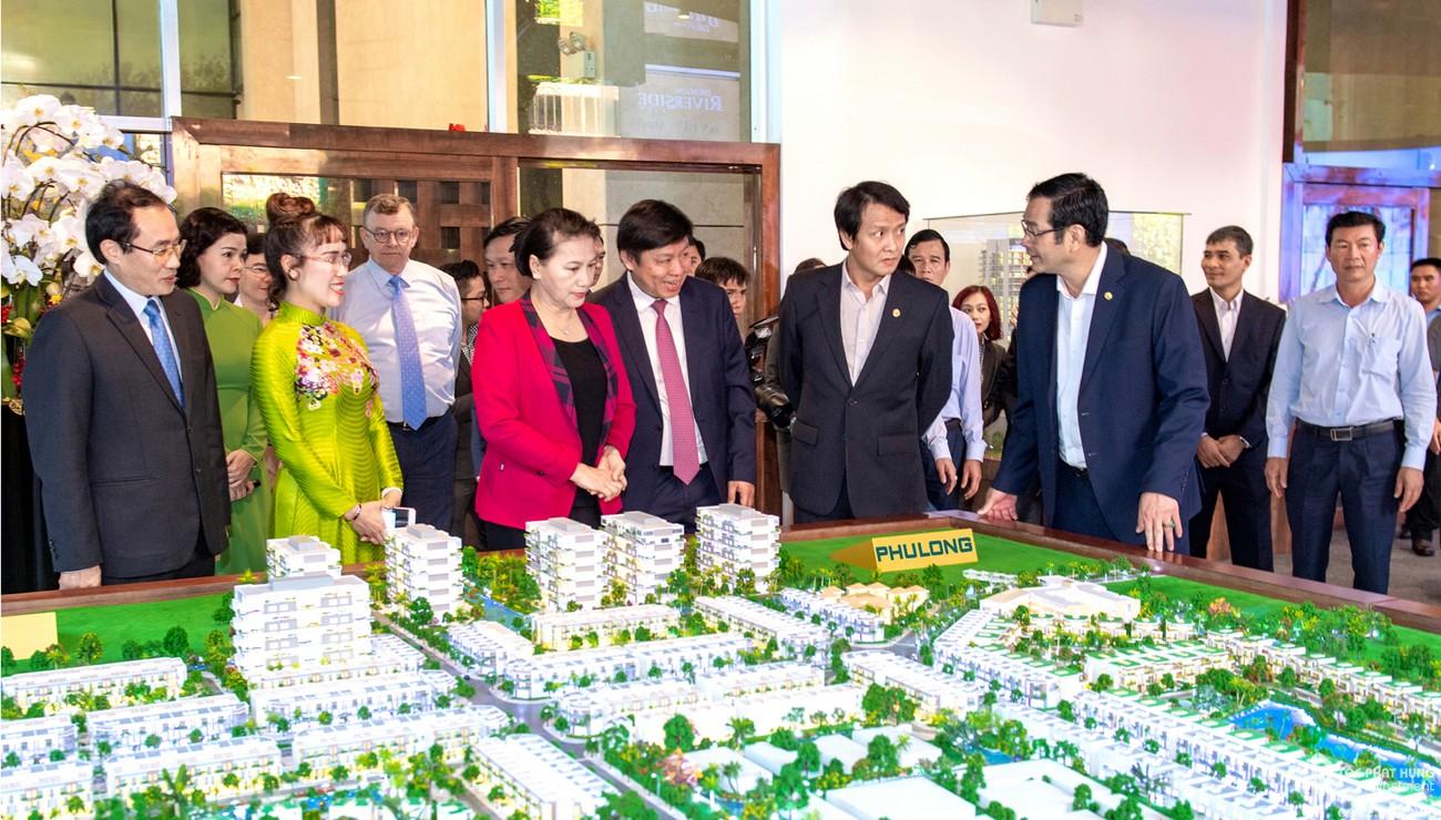 Chủ đầu tư dự án căn hộ chung cư Dragon City Nhà Bè đường Nguyễn Hữu Thọ chủ đầu tư Phú Long