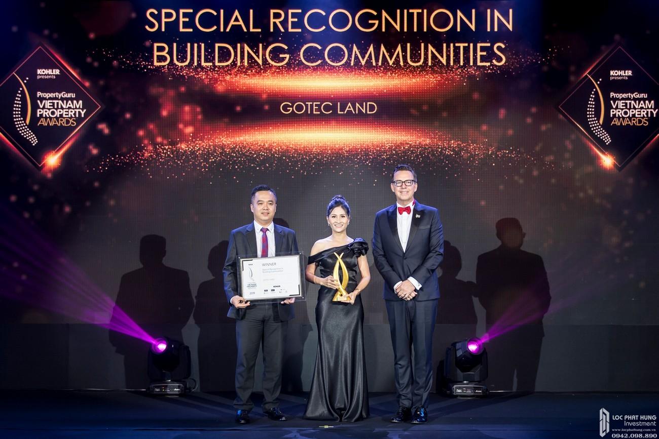 Chủ đầu tư dự án Nhà phố Diamond Central Biên Hòa Đường Võ Thị Sáu chủ đầu tư Gotec Land