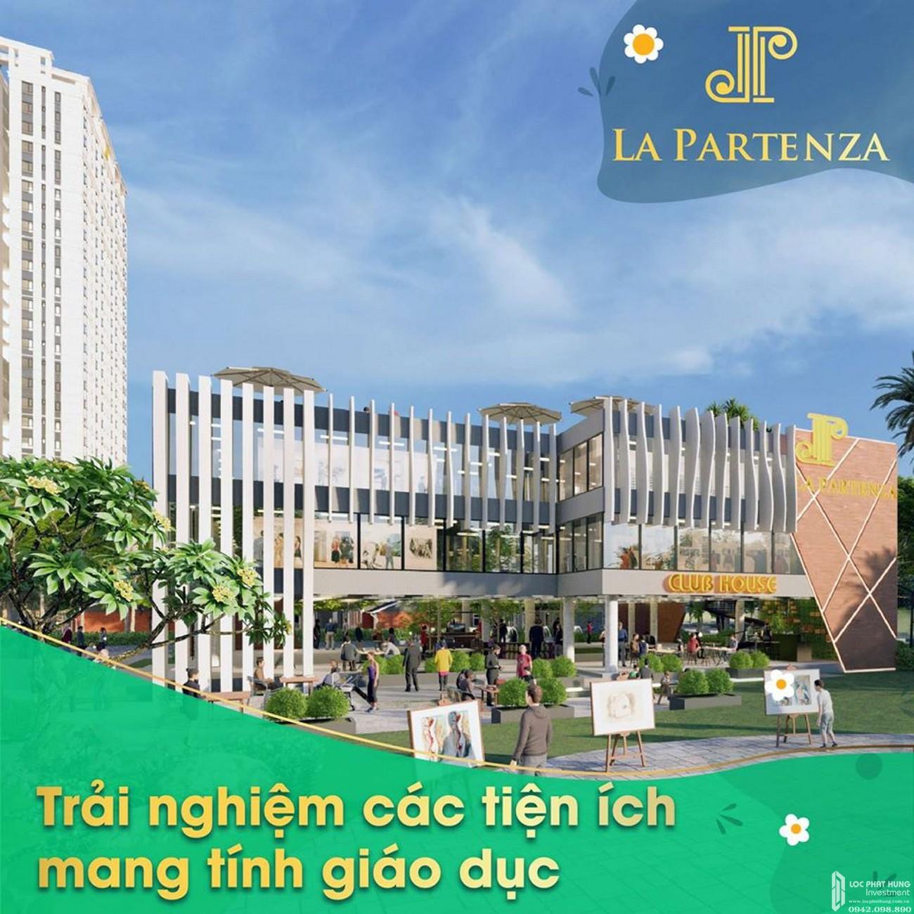 Đầu tư tương lai cho con trẻ tại La Partenza Nhà Bè
