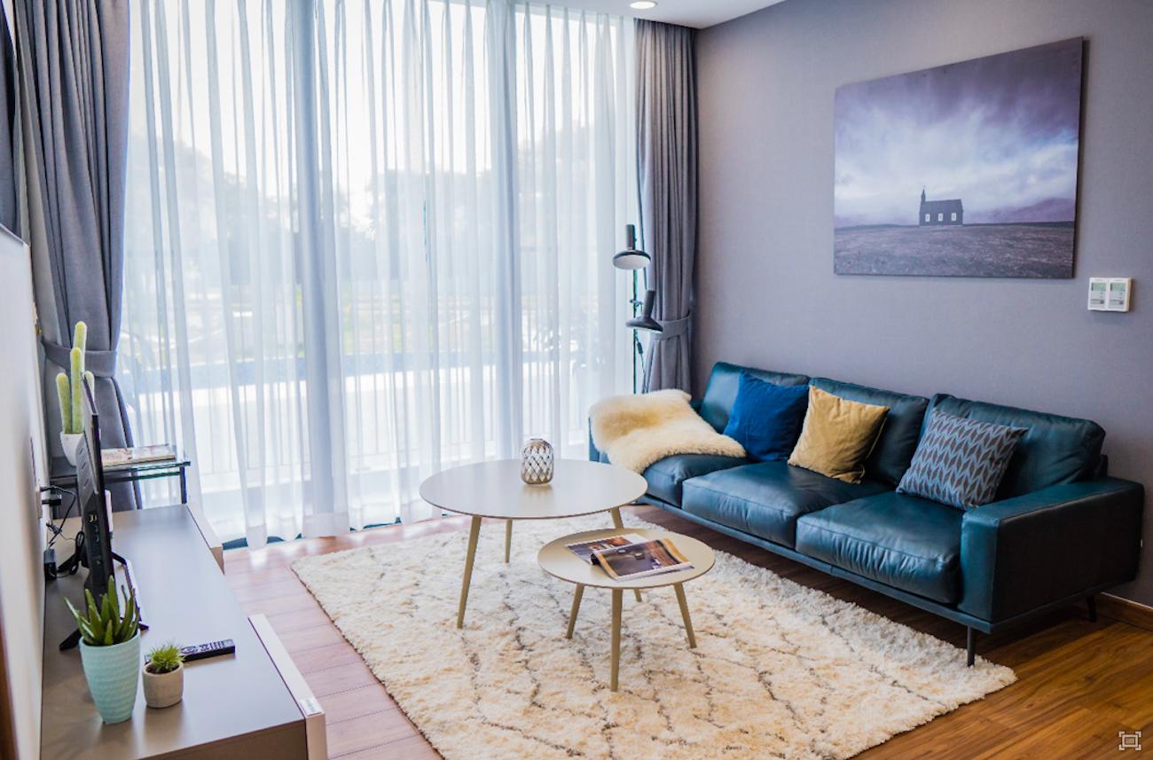 Các căn hộ tại Eco Green Saigon với thiết kế thông minh, tinh tế, sở hữu tầm nhìn rông mở ra không gian xanh bao quanh dự án