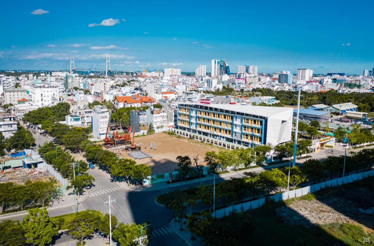 Trường tiểu học Kim Đồng đã đi vào hoạt động