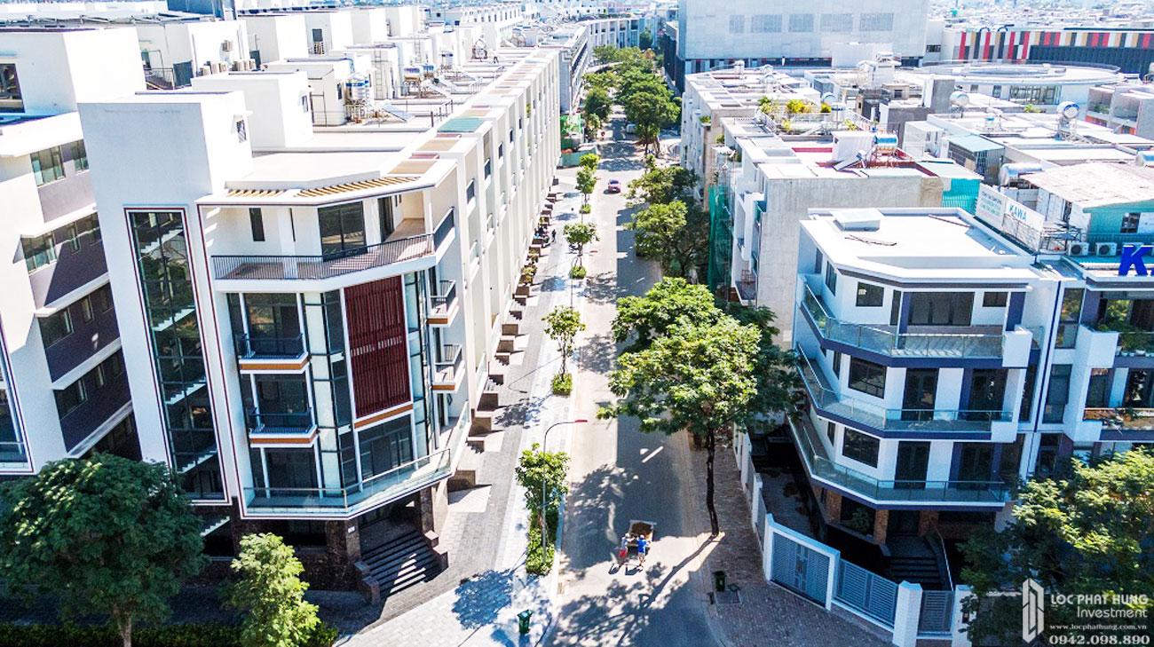 Hình ảnh thực tế dự án khu đô thị Vạn Phúc City Quốc Lộ 13
