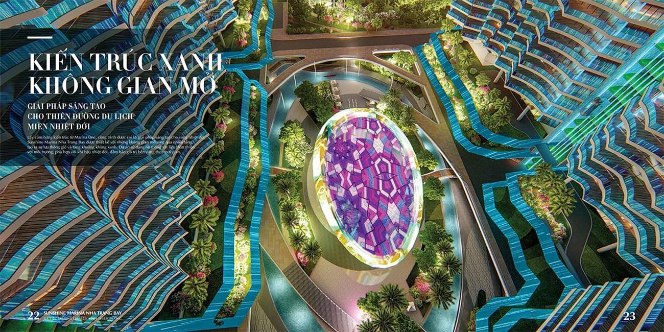 Tiện ích dự án Sunshine Marina Nha Trang Bay TP Nha Trang