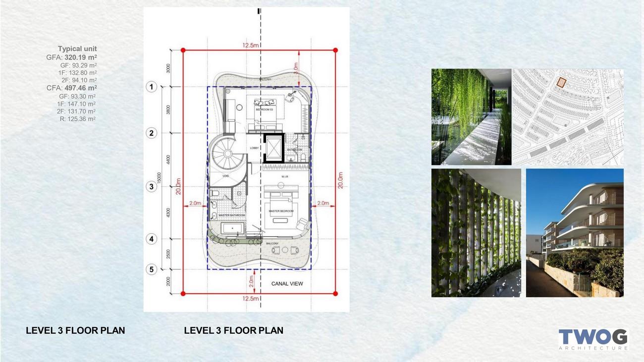 Mẫu thiết kế biệt thự Merry City Quy Nhơn