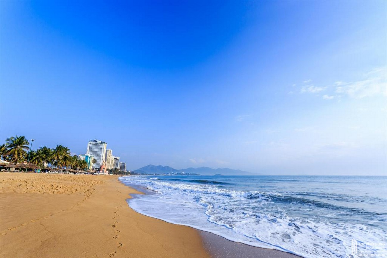 Tiện ích ngoại khu dự án Condotel Vinpearl Condotel Beachfront Lộc thọ Đường Trần Phú chủ đầu tư Tập đoàn Vin Group