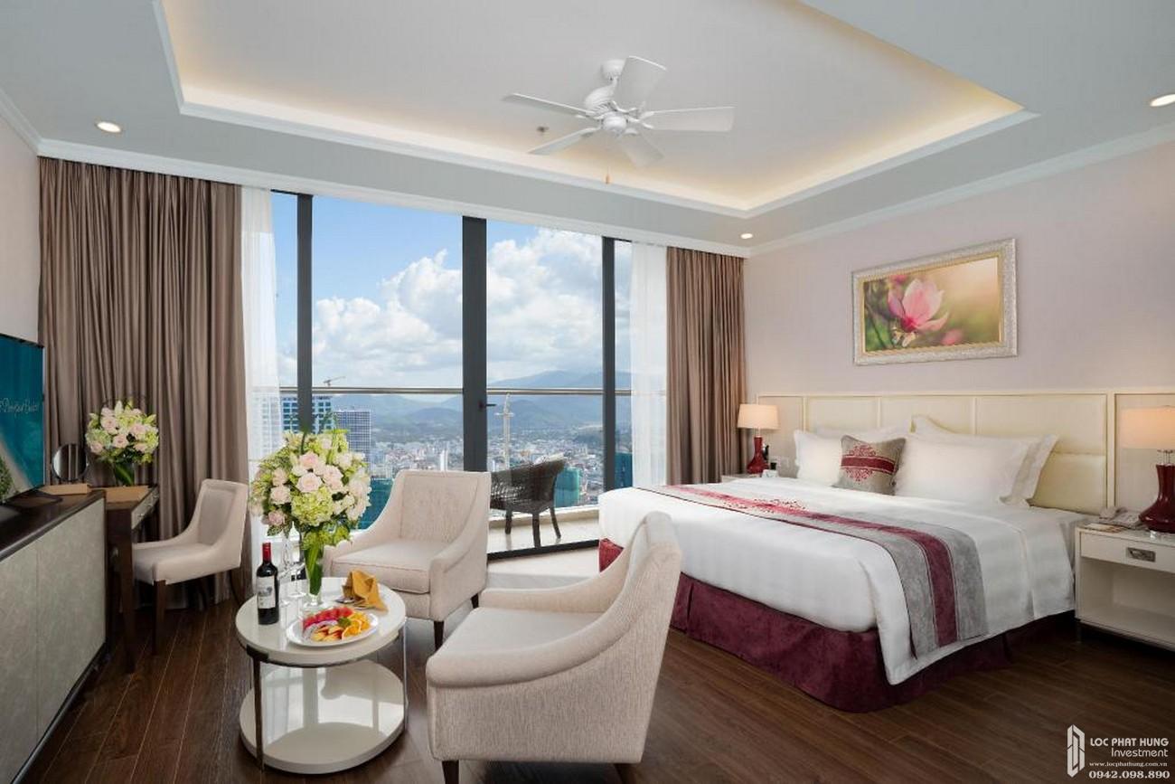 Nhà mẫu dự án Condotel Vinpearl Condotel Beachfront Lộc thọ Đường Trần Phú chủ đầu tư Tập đoàn Vin Group