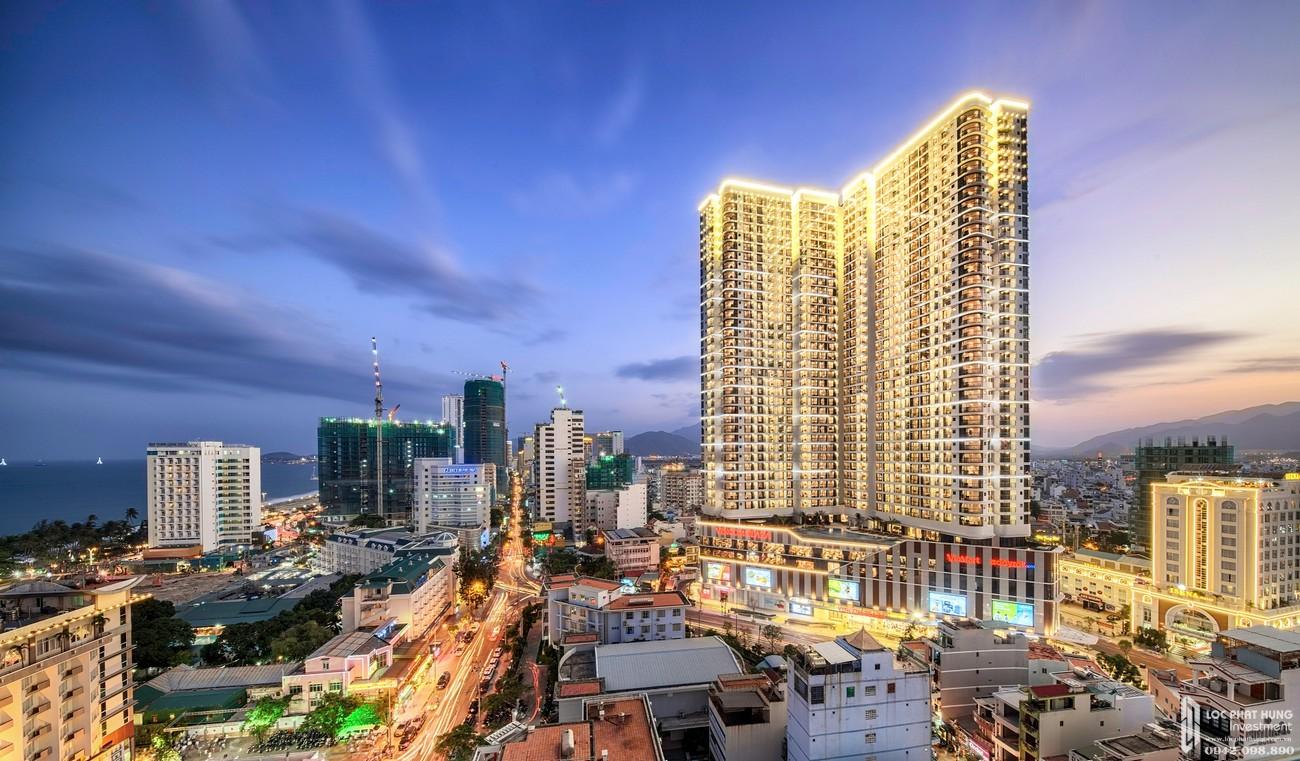Phối cảnh cho thuê dự án Condotel Vinpearl Condotel Beachfront Lộc thọ Đường Trần Phú chủ đầu tư Tập đoàn Vin Group