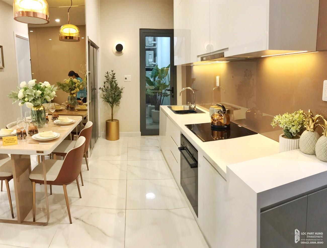 Nhà mẫu dự án căn hộ chung cư Precia Quận 2 Đường Nguyễn Thị Định chủ đầu tư Minh Thông