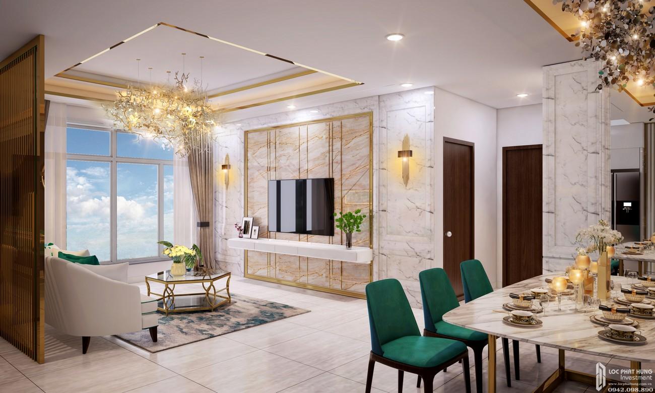 Nhà mẫu dự án căn hộ chung cư ST Moritz Thủ Đức Đường Phạm Văn Đồng chủ đầu tư Đất Xanh