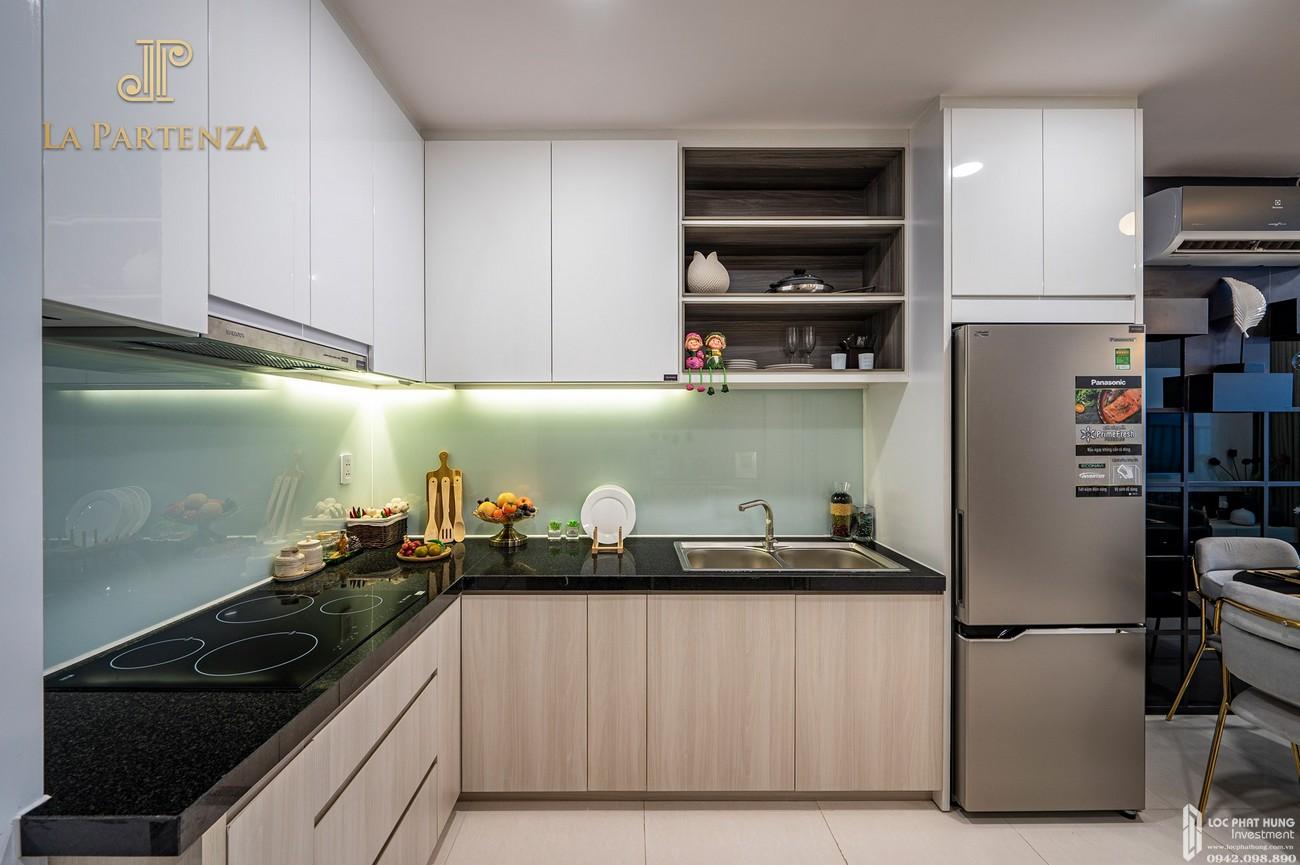 Nhà mẫu dự án căn hộ La Partenza Nhà bè