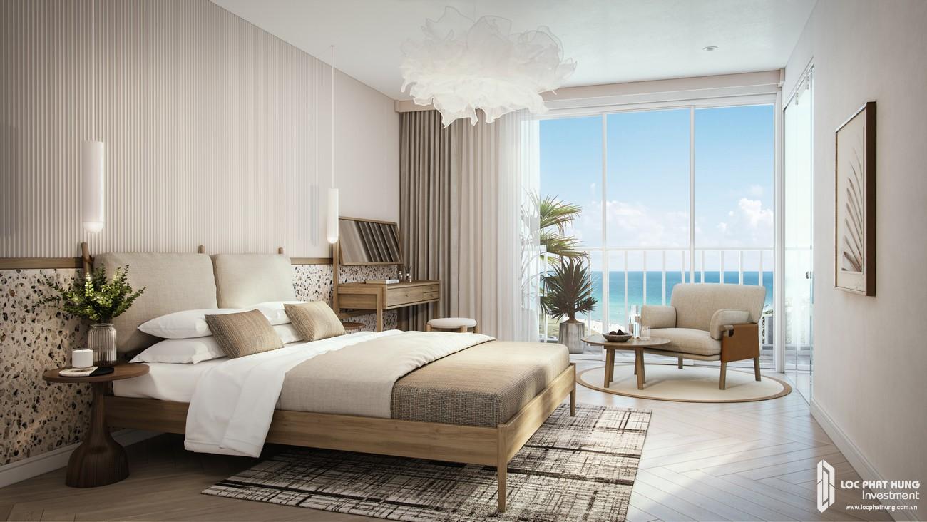 Nội thất bàn giao căn hộ Hồ Tràm Complex có tốt không?