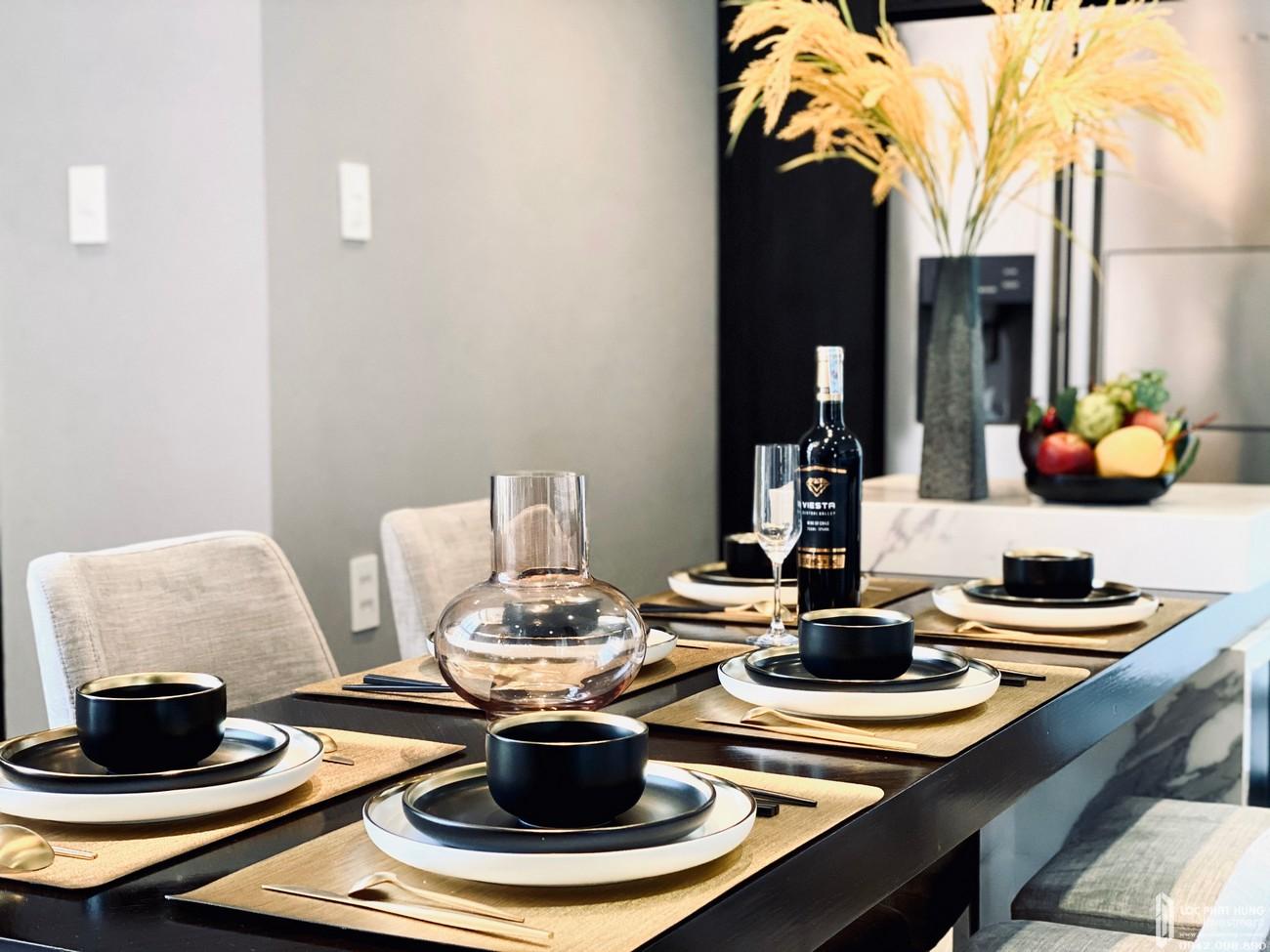 Nhà mẫu dự án căn hộ Phú Đông Premier
