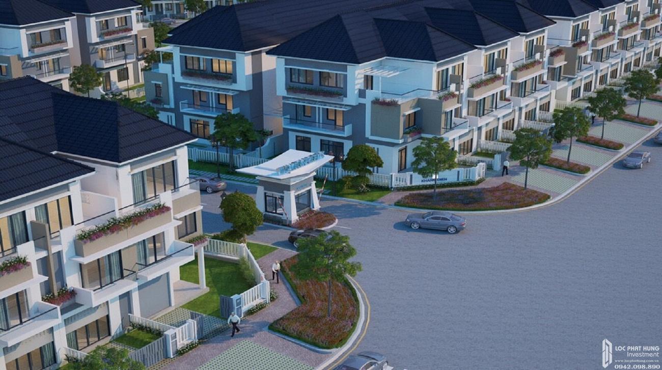 Nhà mẫu dự án nhà phố Merita Quận 9 Đường Liên Phường chủ đầu tư Khang Điền