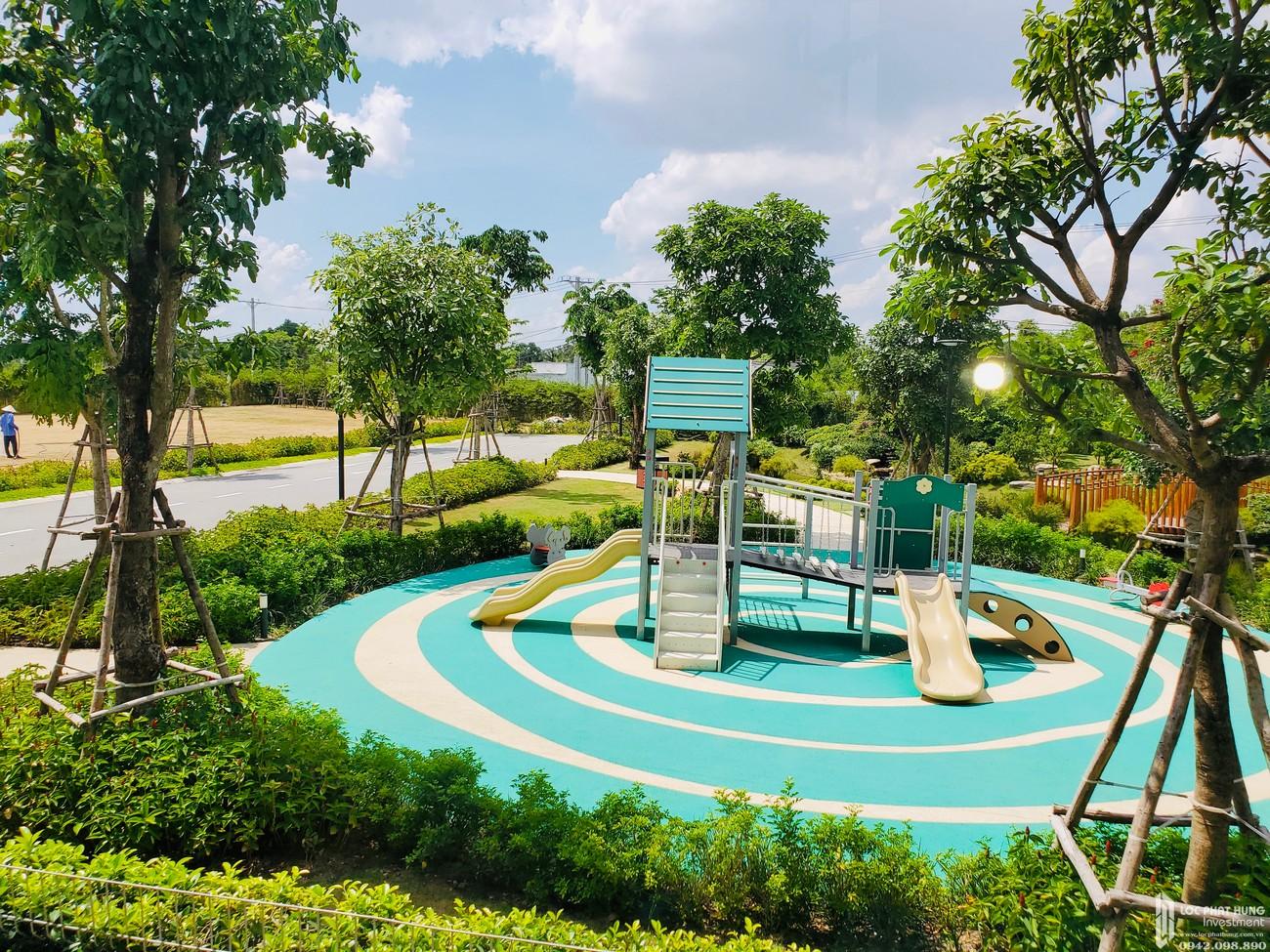 Nhà mẫu Biệt thự đơn lập dự án Waterpoint Long An Đường Tỉnh lộ 830 chủ đầu tư Nam Long