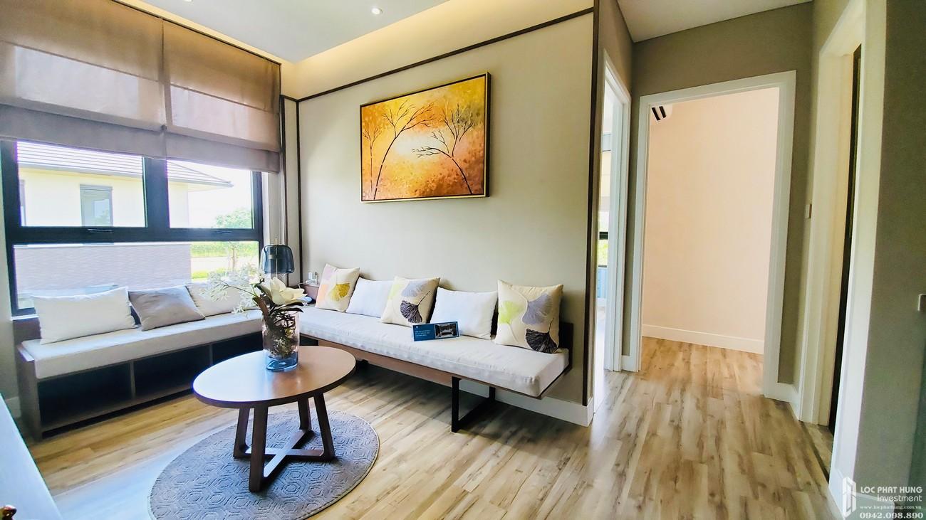 Nhà mẫu Biệt thự song lập Waterpoint Long An Đường Tỉnh lộ 830 chủ đầu tư Nam Long