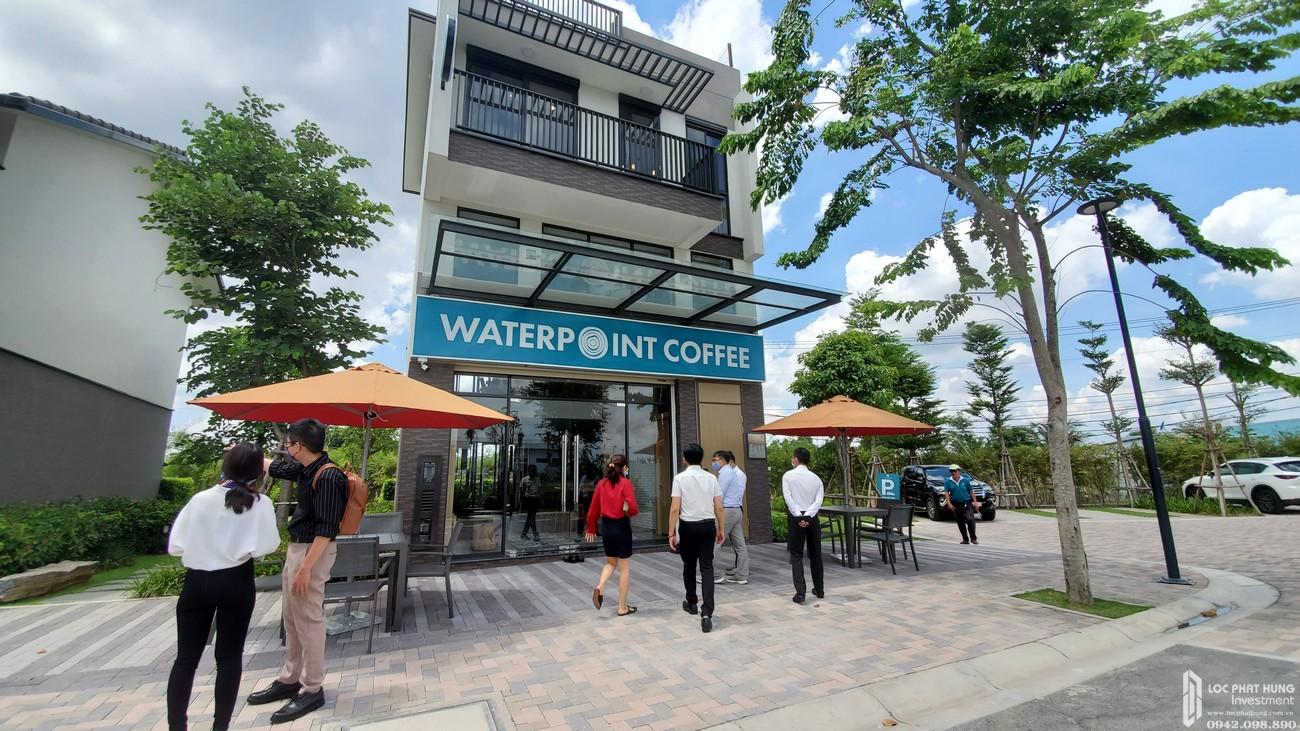 Nhà mẫu nhà phố thương mại dự án Waterpoint Long An Đường Tỉnh lộ 830 chủ đầu tư Nam Long