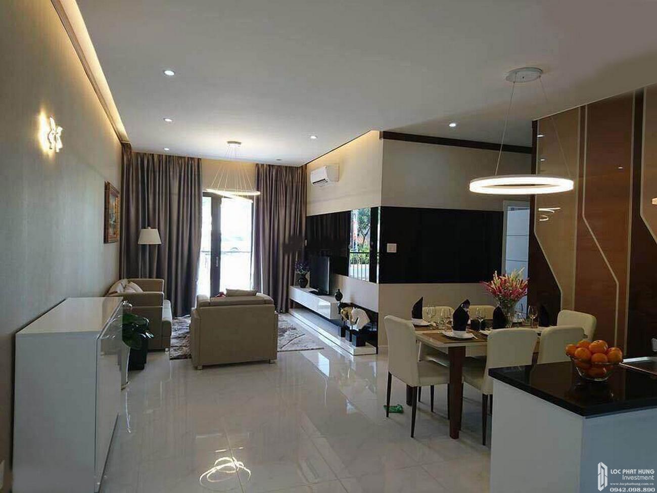 Nội thất dự án nhà phố Merita Quận 9 Đường Liên Phường chủ đầu tư Khang Điền