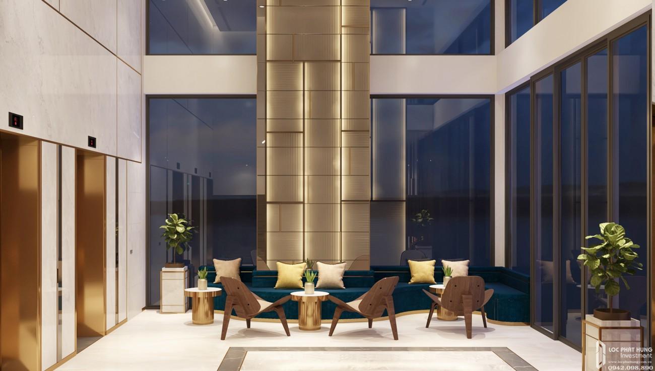 Sảnh dự án căn hộ chung cư ST Moritz Thu Duc Đường Phạm Văn Đồng chủ đầu tư Đất Xanha