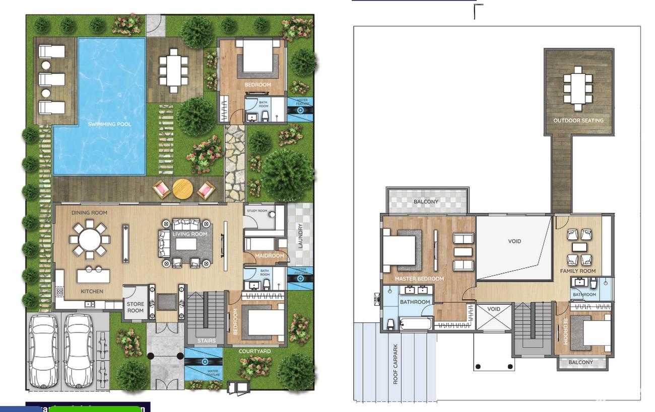 """Thiết kế Swan Bay – Chi tiết từng sản phẩm trong dự án khu đô thị """"Vàng"""""""