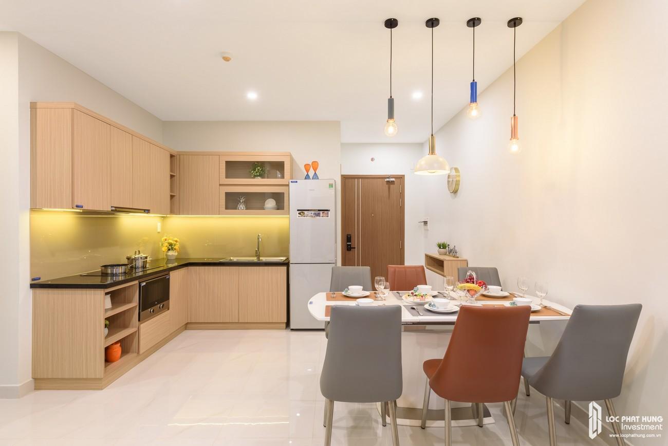 Nhà mẫu căn hộ 2 phòng ngủ dự án Lovera Vista Khang Điền Bình Chánh