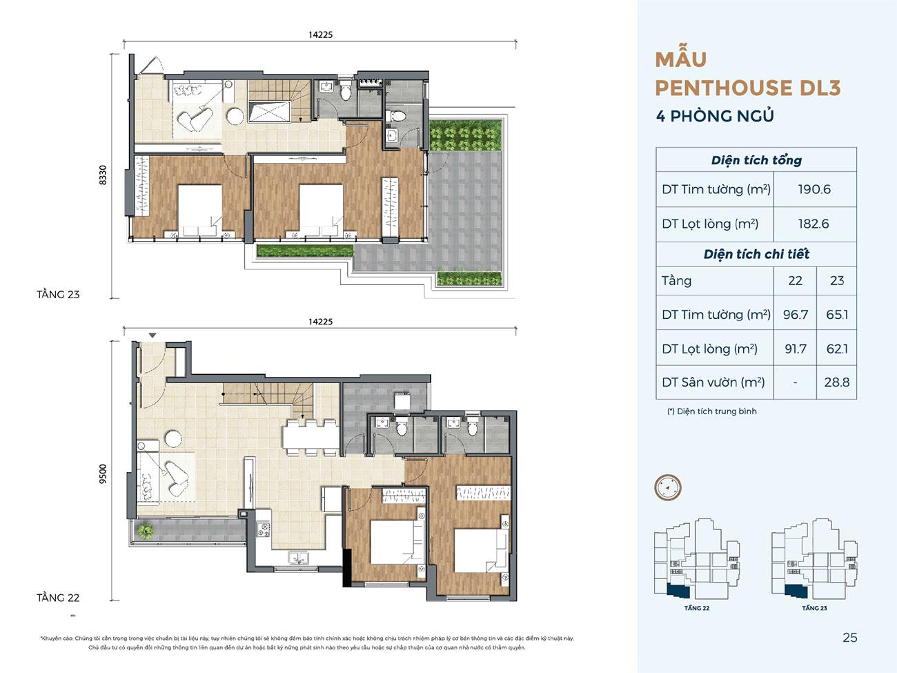 Thiết kế chi tiết dự án căn hộ chung cư Precia Quận 2 Đường Nguyễn Thị Định chủ đầu tư Minh Thông