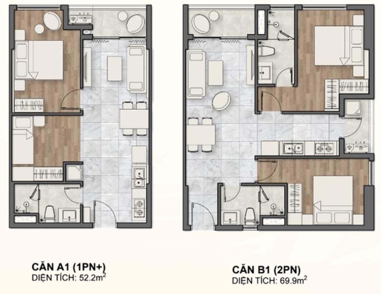 Thiết kế dự án căn hộ chung cư Hồ Tràm Complex Xuyên Mộc Đường Ven Biển chủ đầu tư Hưng Thịnh