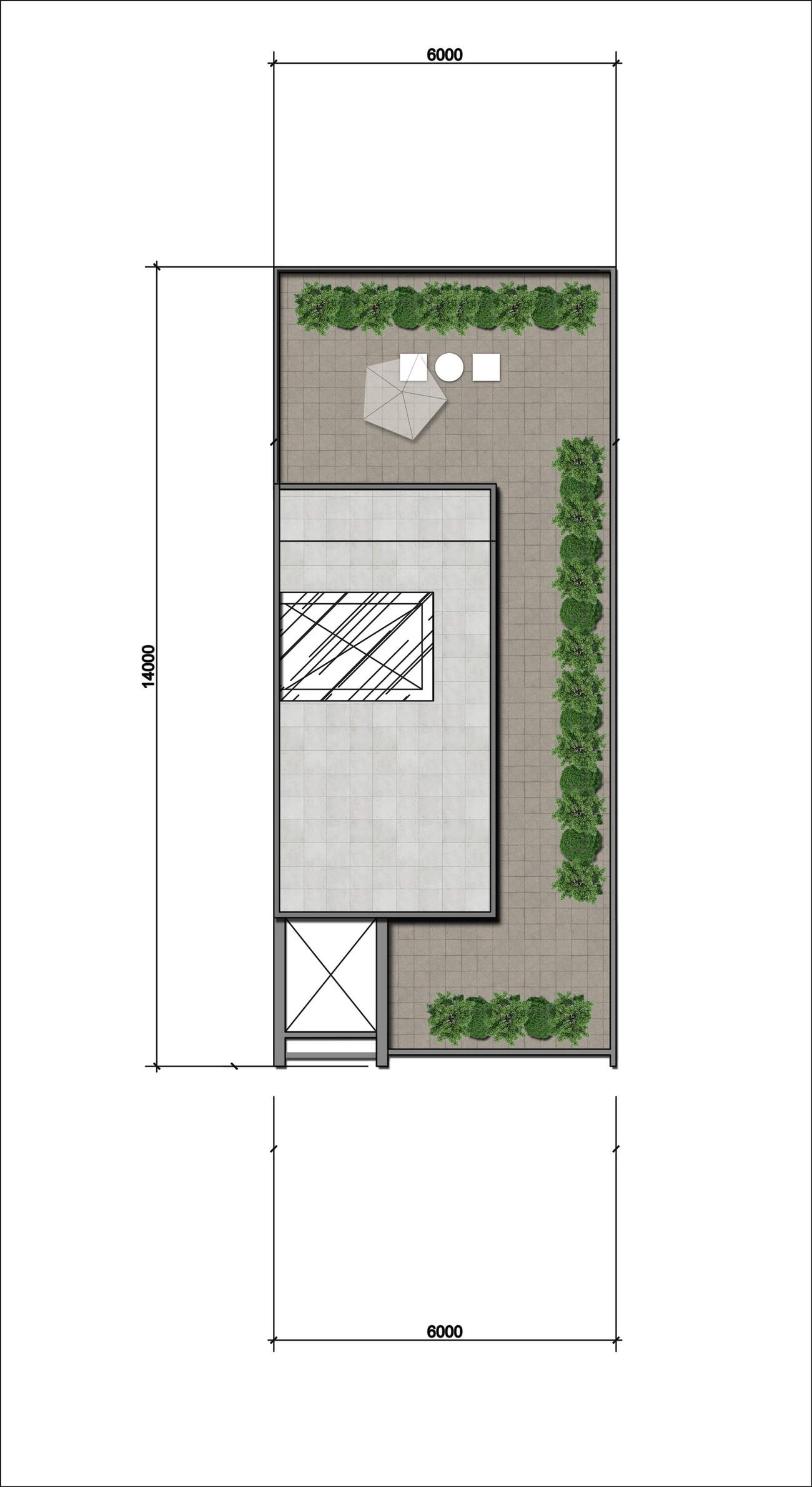 Thiết kế Nhà phố thương mại Gem Sky World Đất Xanh Đường Quốc Lộ 51 Long Thành