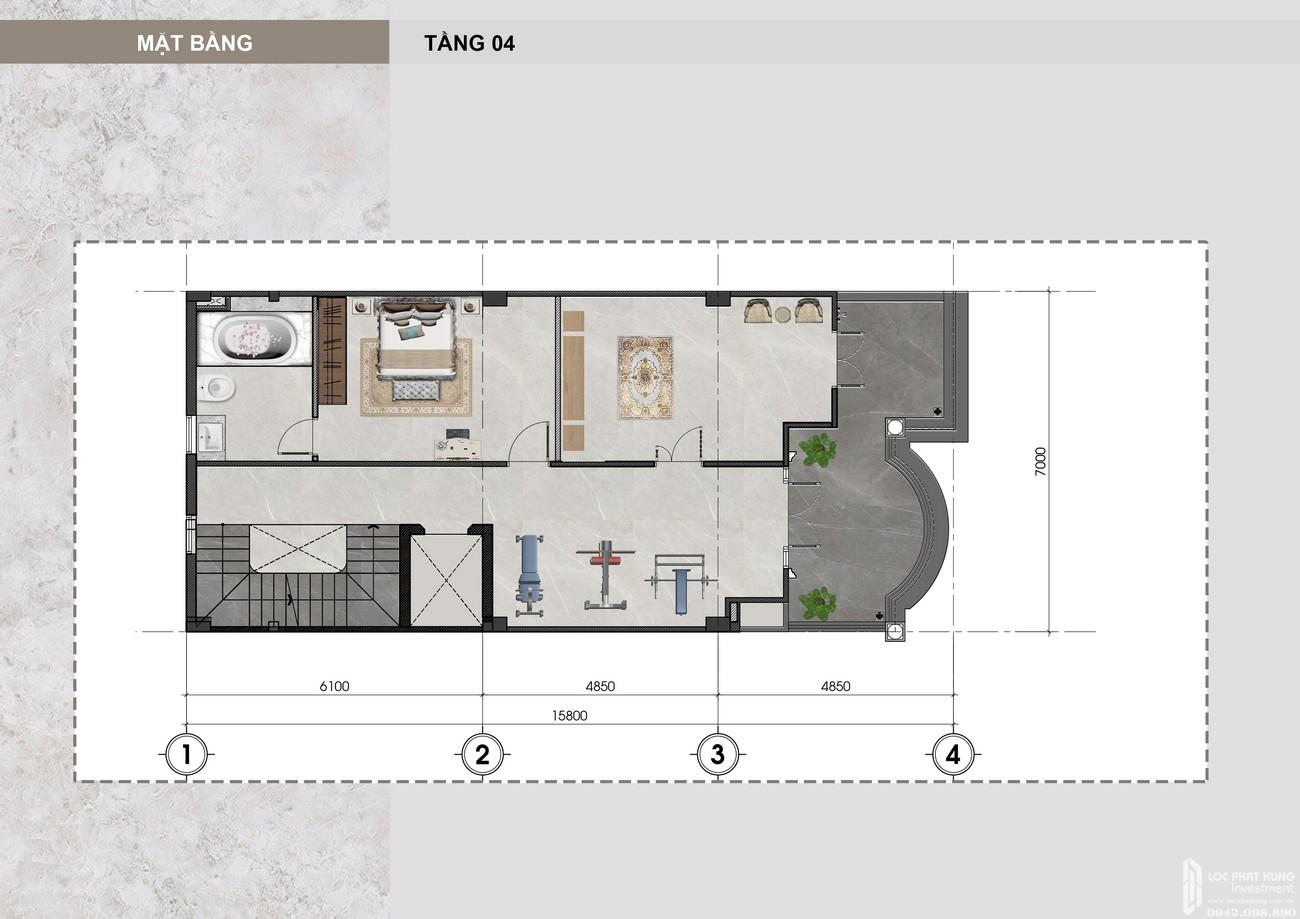 Thiết kế dự án Khu Đô Thị Vạn Phúc City Thủ Đức