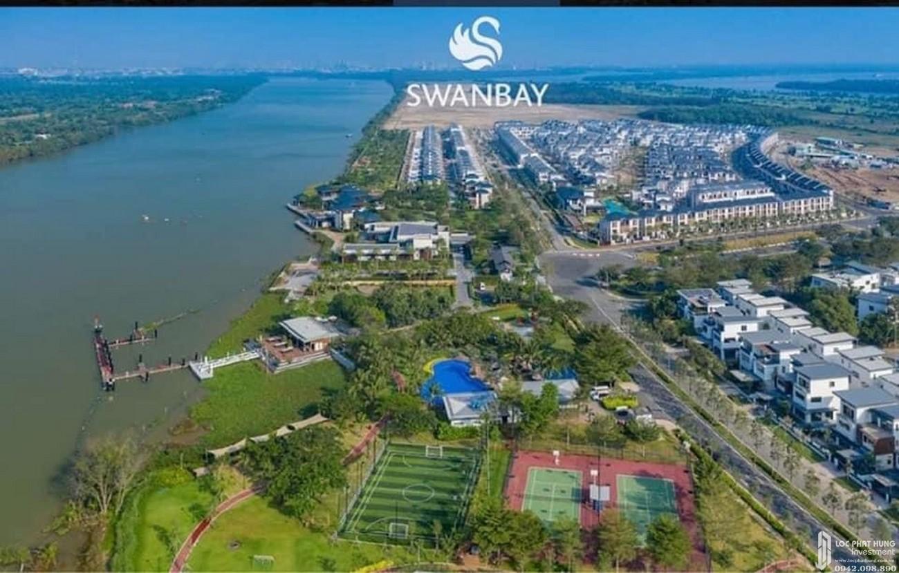 Tiến độ xây dựng Nhà Phố + đất nền dự án Swan Bay 11/05/2020 – Nhận ký gửi mua bán + Cho thuê