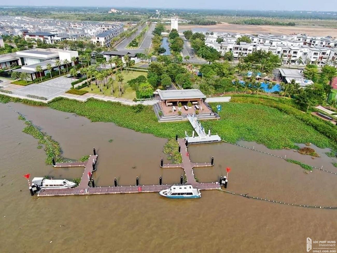 Tiến độ Swan Bay Nhơn Trạch 11/05/2020 Đường Đại Phước chủ đầu tư CFLD