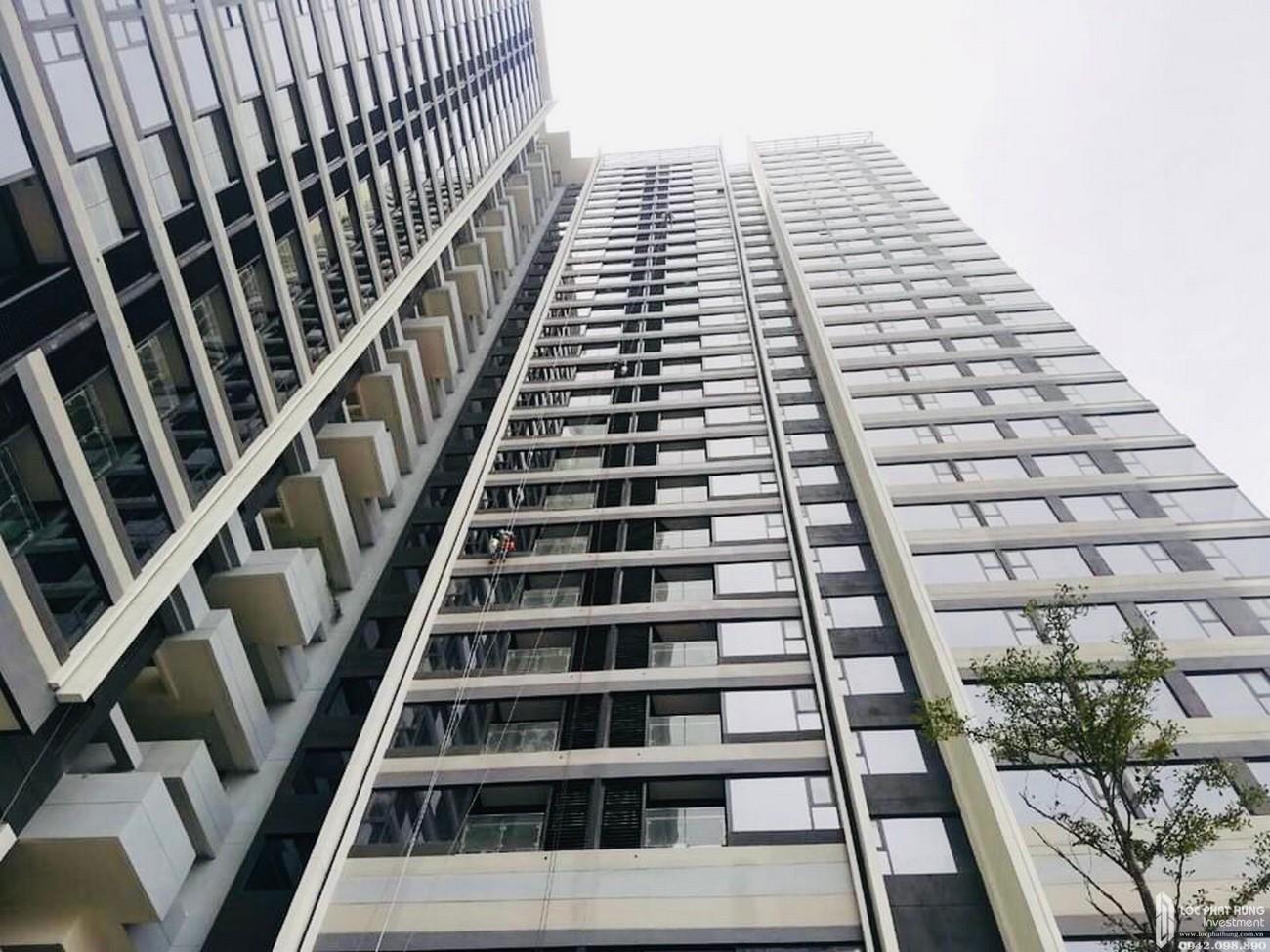 Tiến độ dự án căn hộ chung cư Kingdom 101 Quận 10 15/05/2020 Đường Tô Hiến Thành chủ đầu tư Hoa Lâm