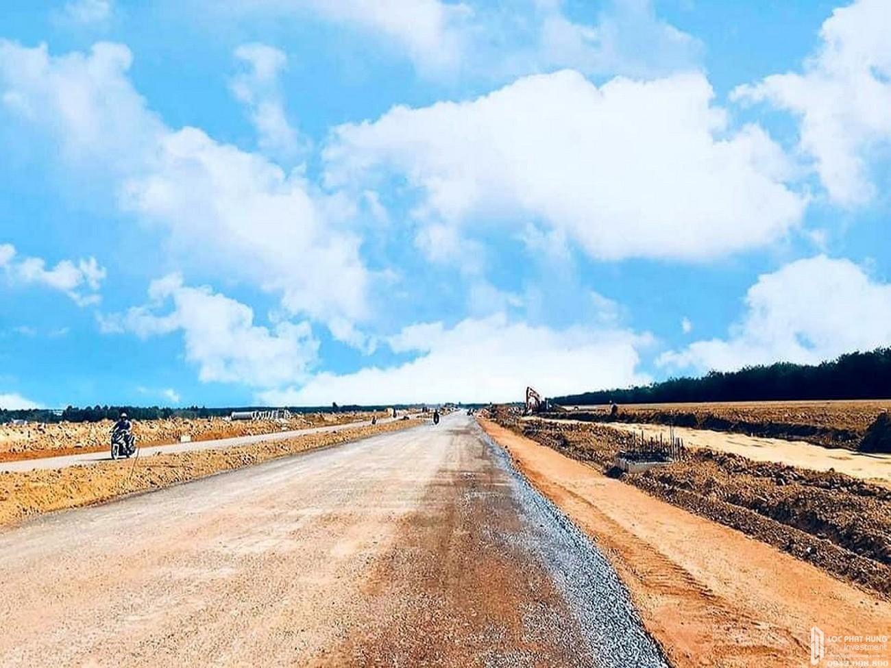 Hạ tầng ngày 20/07/2020 dự án đất nền Gem Sky World Long Thành Đường Quốc Lộ 51 chủ đầu tư Đất Xanh