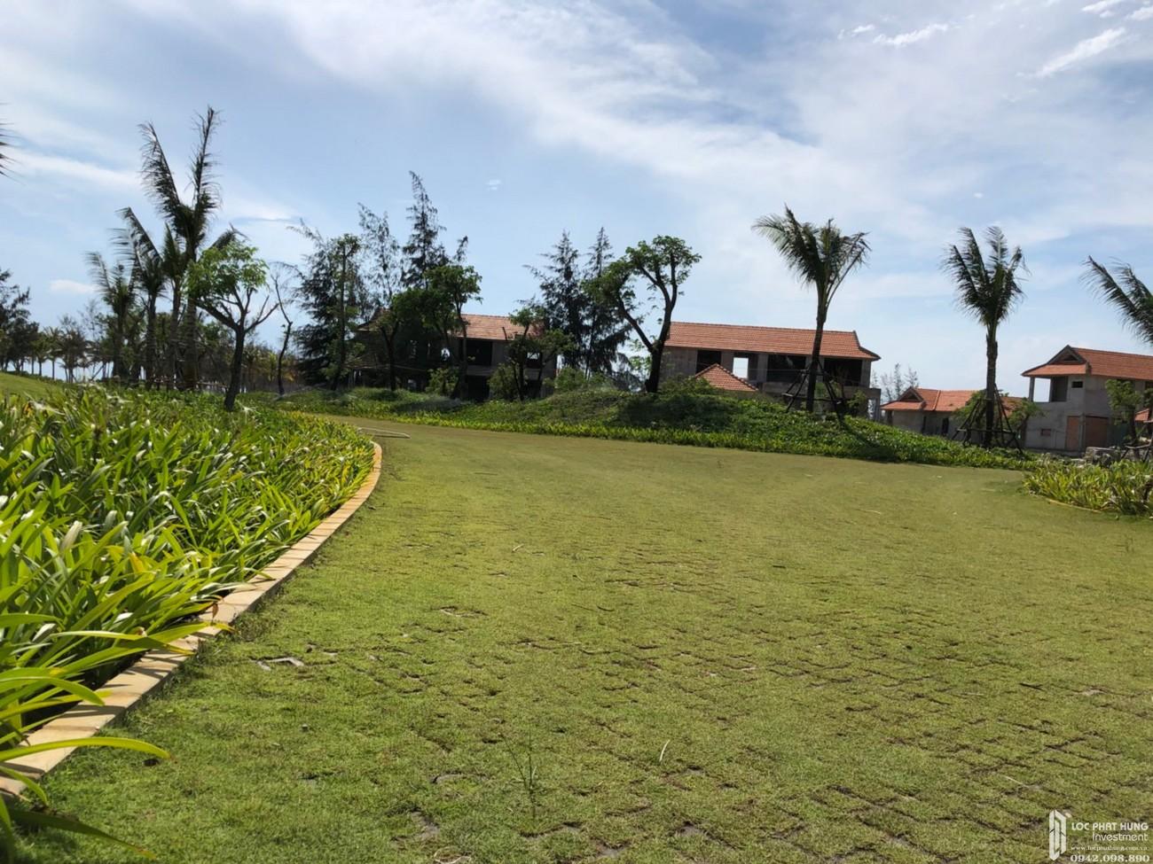 Tiến độ dự án căn hộ nhà phố, biệt thự, condotel Thanh Long Bay 15/05/2020 Xã Tân Thành chủ đầu tư Nam Group