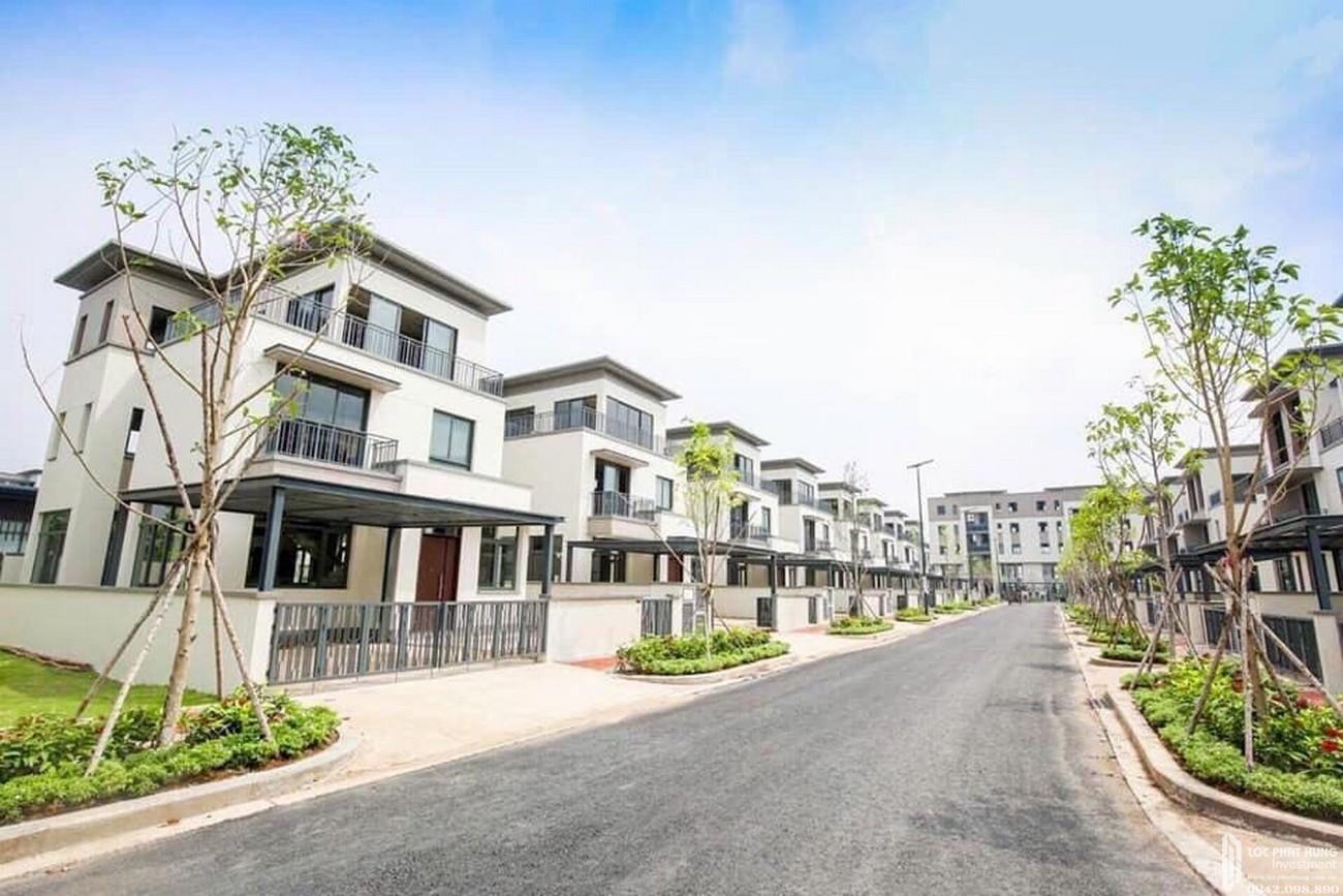 Tiến độ dự án Nhà Phố  Biệt Thự Swan Park Nhơn Trạch 11/05/2020 Đường Đường số 7 chủ đầu tư CFLD