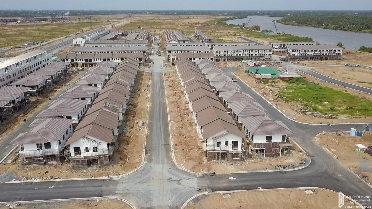 Tiến độ xây dựng Nhà Phố + Biệt thự dự án Waterpoint 04/2020 – Nhận ký gửi mua bán + Cho thuê