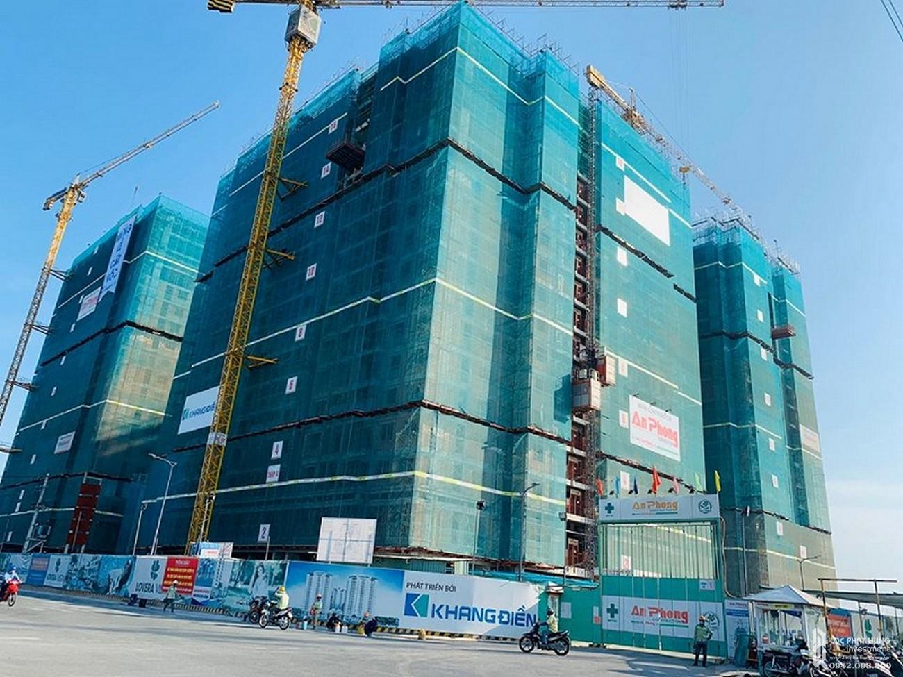 Tiến độ dự án Lovera Vista tháng 04/2020