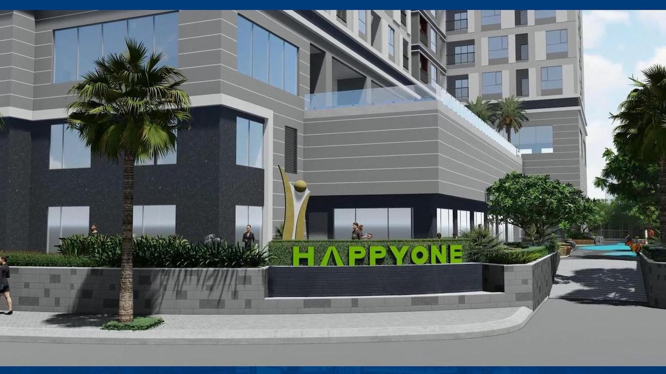 Tiện ích dự án căn hộ chung cư Happy One PREMIER