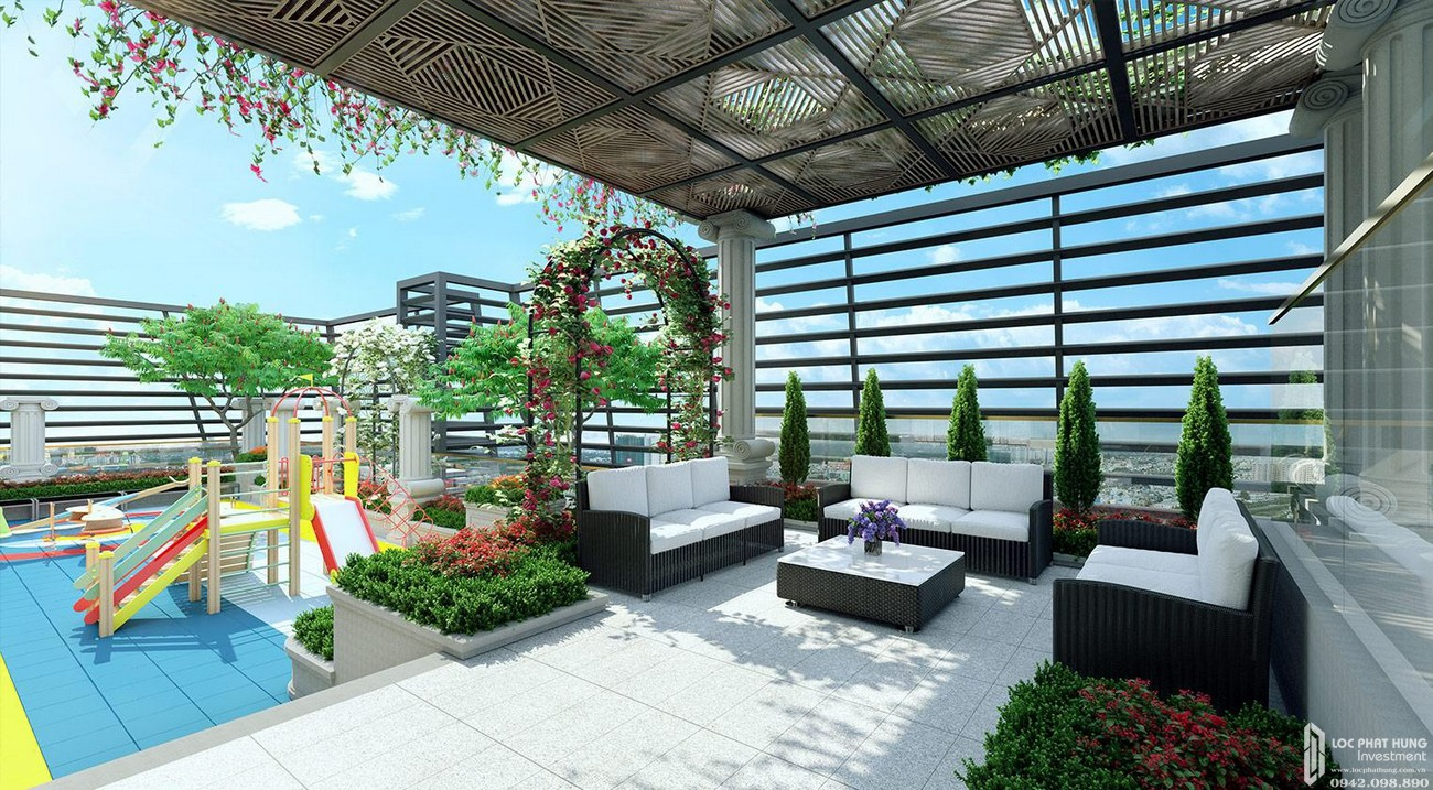 Tiện ích dự án căn hộ chung cư ST Moritz Thu Duc Đường Phạm Văn Đồng chủ đầu tư Đất Xanh