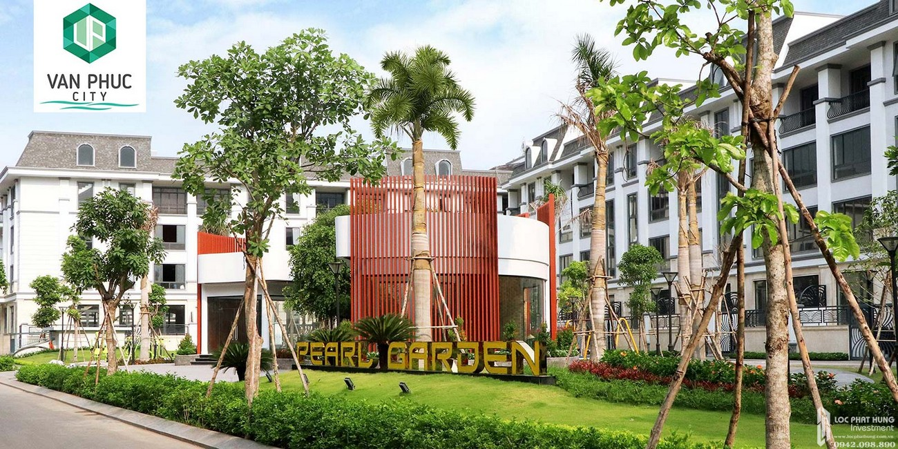 Tiện ích dự án căn hộ chung cư Khu Đô Thị Vạn Phúc City Quận Thủ Đức
