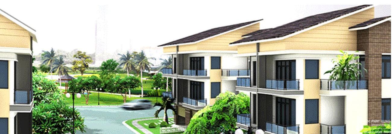 Tiện ích dự án nhà phố Topia Garden Quận 9 Đường Bưng Ông Thoàn chủ đầu tư Khang Điền