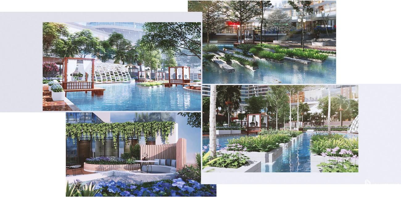 Tiện ích đẳng cấp dự án Sunshine Diamond River
