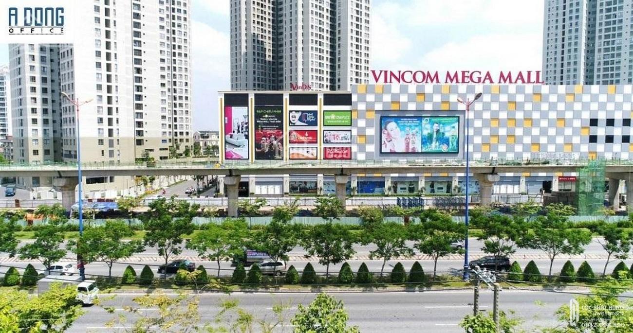 Tiện ích ngoại khu dự án căn hộ chung cư Precia Quận 2 Đường Nguyễn Thị Định chủ đầu tư Minh Thông
