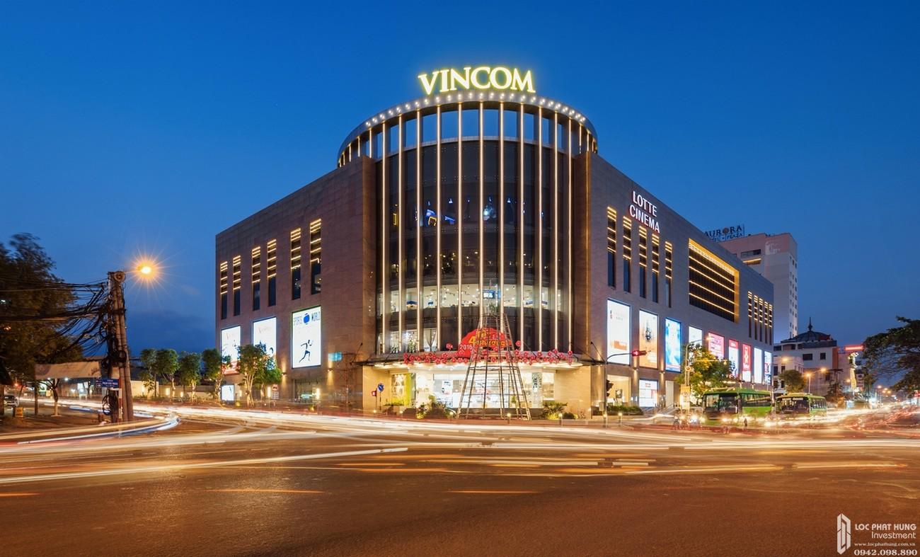 Vincom Plaza Biên Hòa gần dự án nhà phố Diamond Central