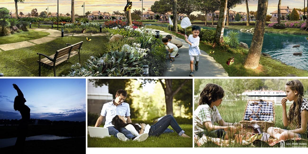 Tiện ích nội khu dự án Mizuki Park Bình Chánh