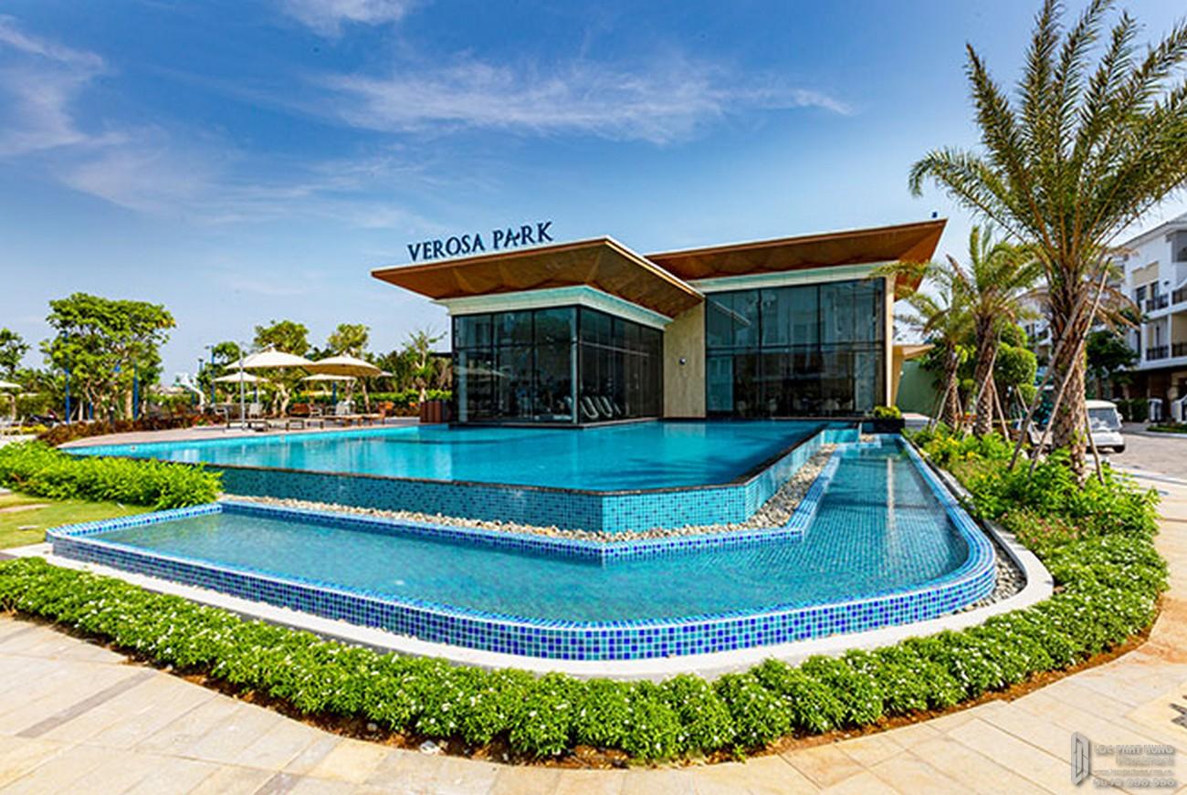 Bàn giao đợt 1 dự án căn hộ Verosa Park Khang Điền
